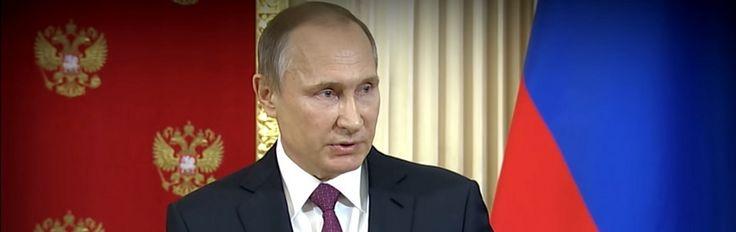 """Poetin over Trump-rapport: """"Verspreiders van nepnieuws zijn erger dan prostituees"""" - http://www.ninefornews.nl/poetin-trump-rapport-nepnieuws/"""