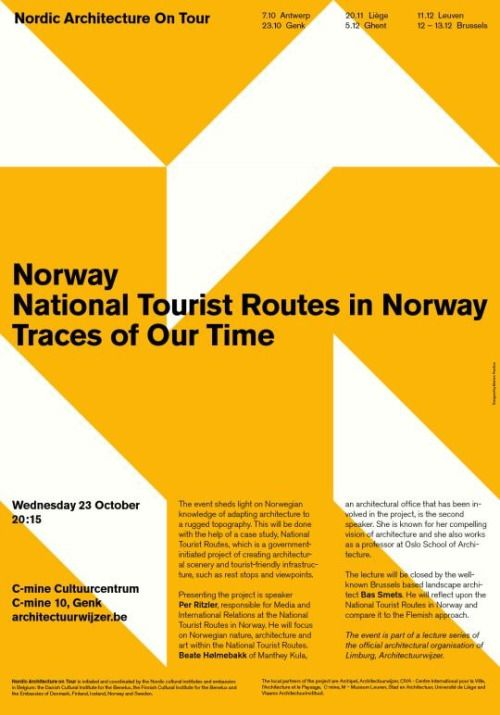 Modern Practice / Nordic Architecture On Tour / Norway ...