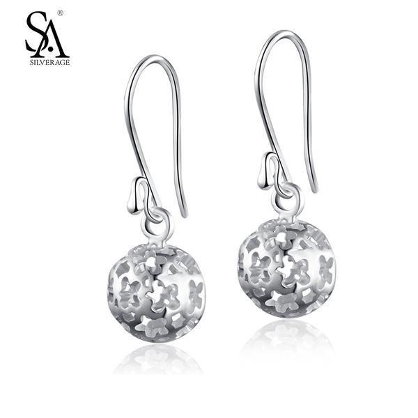 Silver Drops | Genuine 925 Sterling Silver