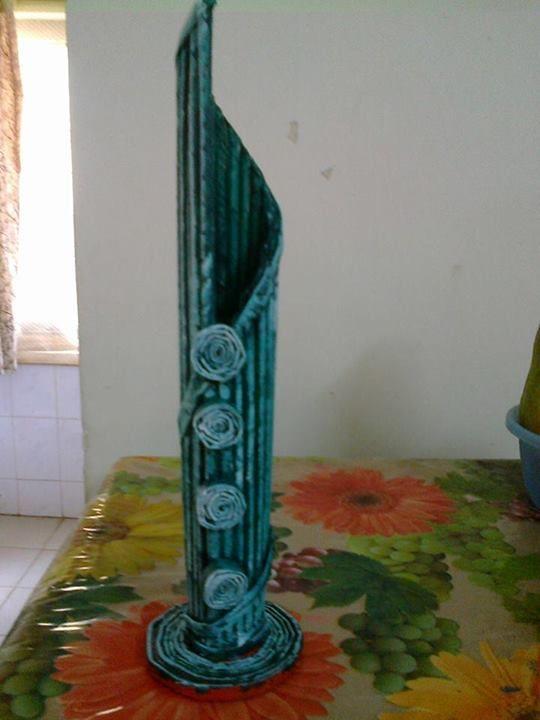 Ideas With New Paper Vase Slubne Suknie Info