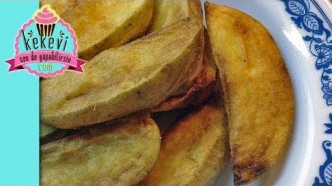 Çıtır Kabuklu Elma Dilim Patates Tarifi - çıtır kabuklu elma dilim patates nasıl yapılır? çıtır kabuklu elma dilim patates tarifi videolu, çıtır kabuklu elma dilim patates yapımı, çıtır kabuklu elma dilim patates yapılışı, malzemeler ve diğer binlerce pratik yemek tarifleri