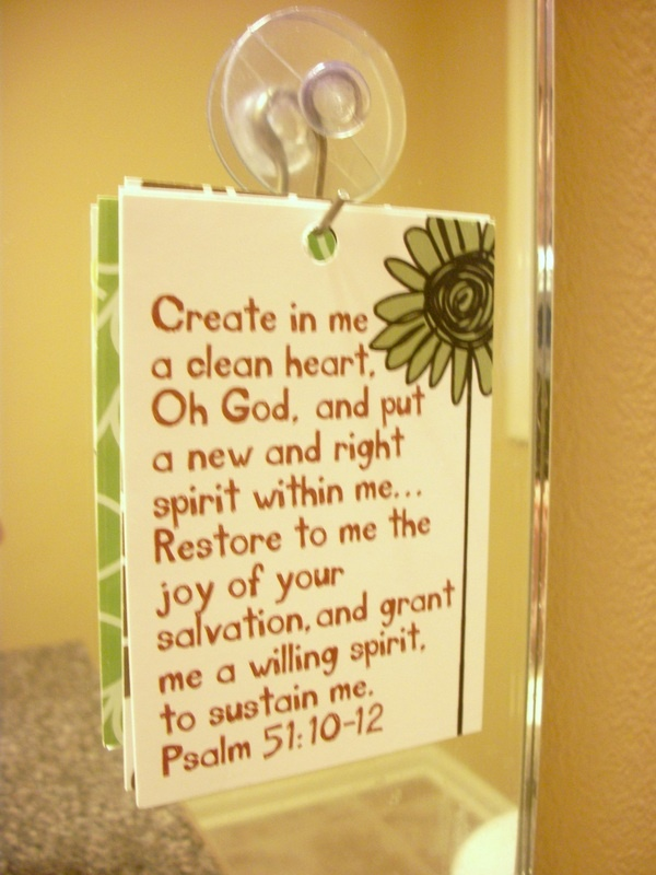 mirror scripture memory cards