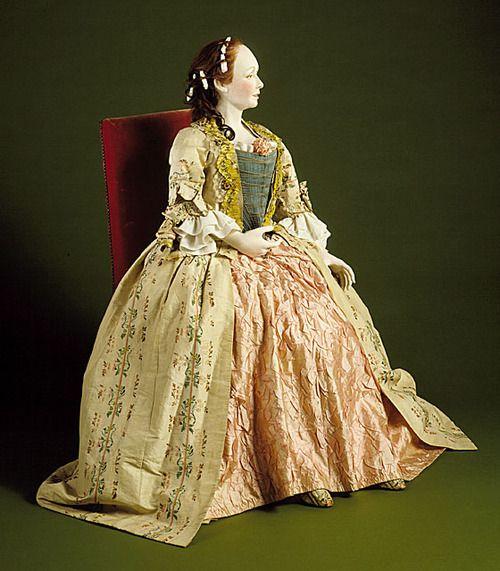 Robe A La Polonaise: 108 Best Historical Fashion 1770-1780 A La Polonaise