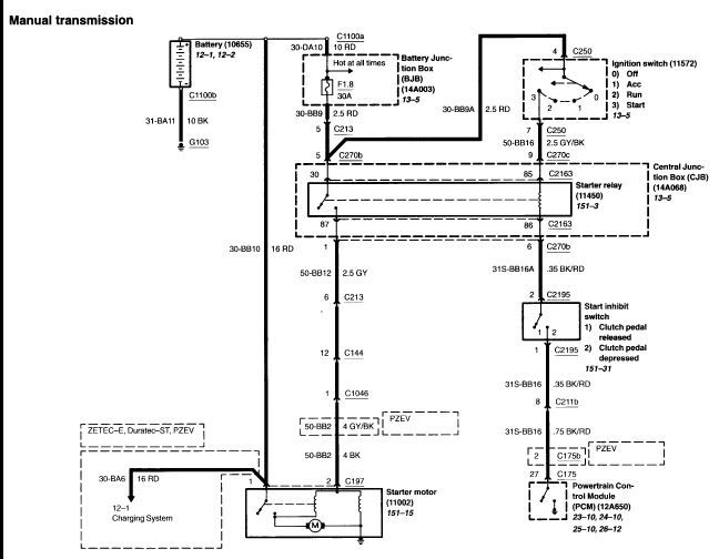 29 Ford Alternator Wiring Diagram Bookingritzcarlton Info Alternator Diagram Fuse Box