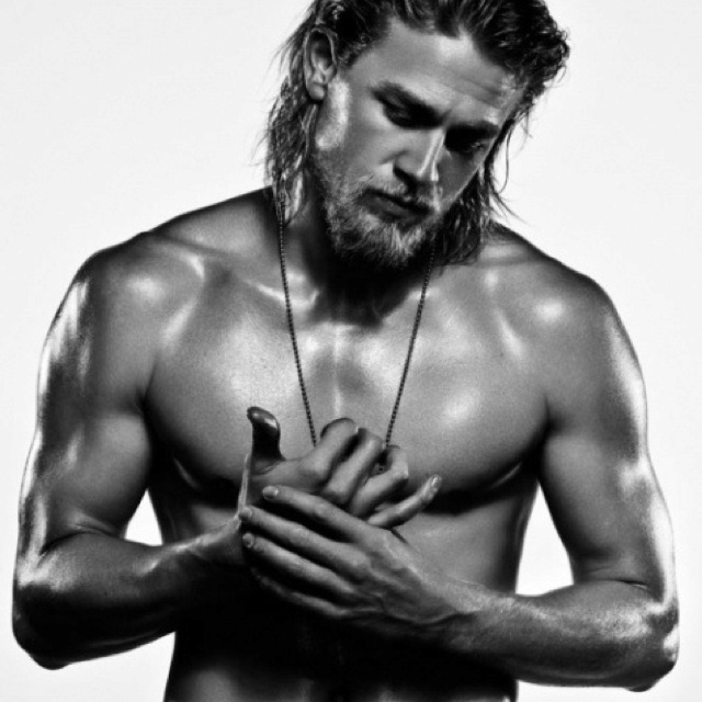 Sons of anarchy: Christian Grey