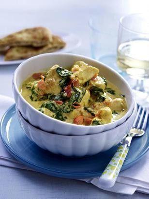 Das Rezept für Hähnchen-Curry und weitere kostenlose Rezepte auf LECKER.de