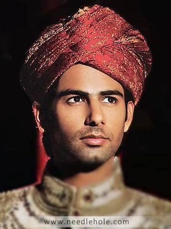 Custom made Grooms' Trubans #IndianWedding #PakistaniWedding #WeddingTurbans #Pagri #Sehra