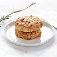 Fiberrike scones uten hvetemel.