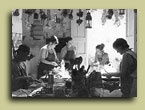 Cooking class, Lecce