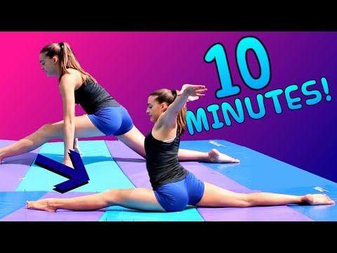 stretches for the inflexible complete beginners