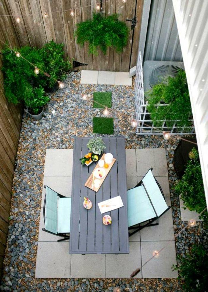 1001 Ideas Sobre Cómo Decorar Un Jardín Pequeño Decorar Jardines Pequeños Decorar Patio Pequeño Decoración De Patio