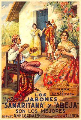 publicidad vintage española - Cerca amb Google