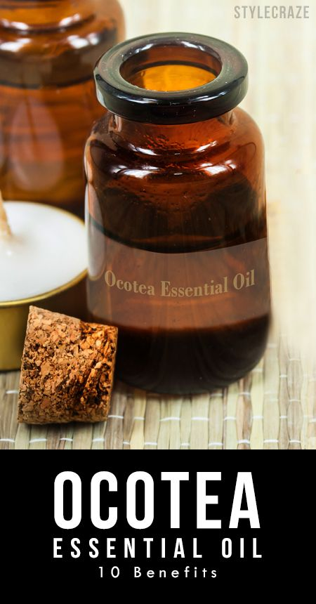 Do you suffer from problems with digestion? Then consider Ocotea essential oil. Its many beneficial properties make it one of the best oils out there. Its sweet aroma is known to have a therapeutic effect on the mind, helping it stay calm and relaxed.