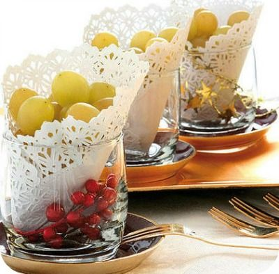 5 ideas para presentar las uvas en Nochevieja