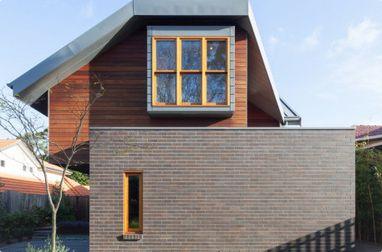 Bijl Architecture: cutting edge design   Australian Design Review   Photo by Katherine Lu  #Architecture #Brick #Design