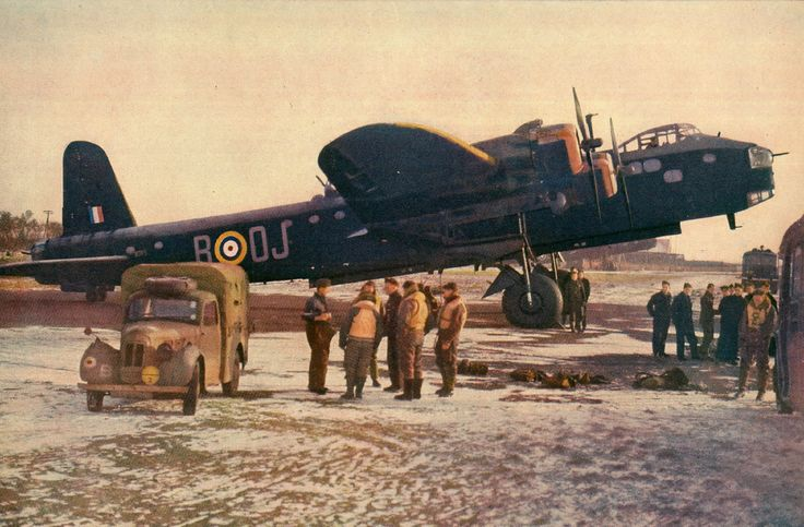 British Short Sterling bomber