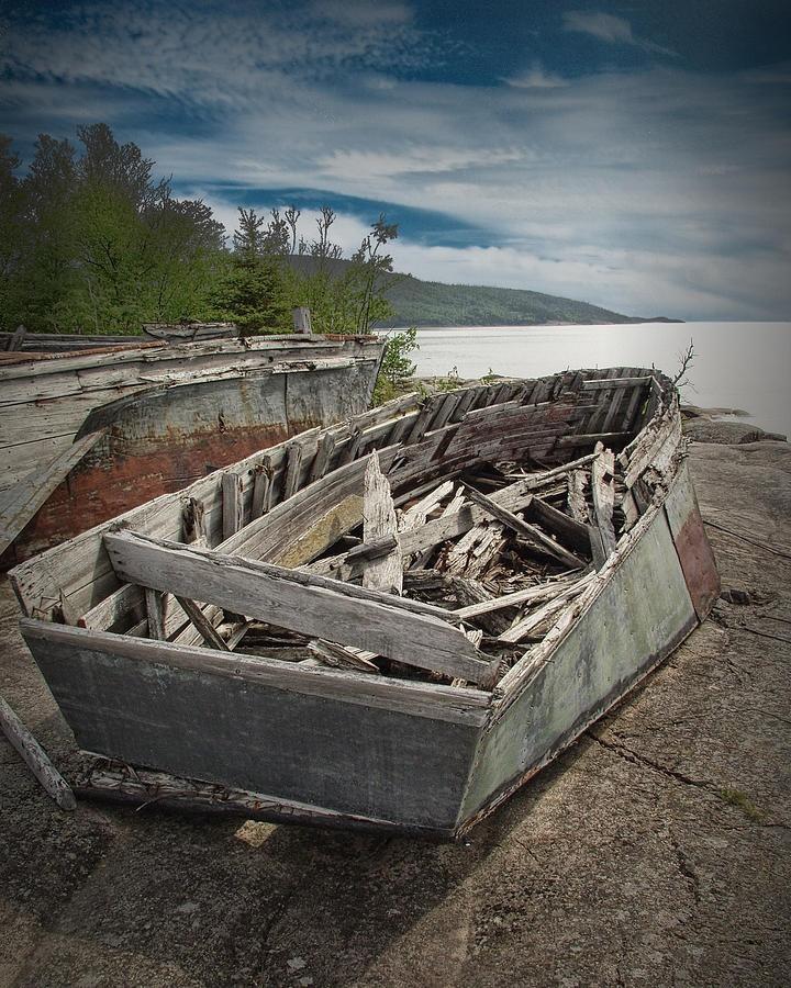 ✯ Shipwreck at Neys Provincial Park - Ontario, Canada