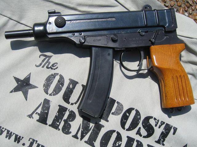 Skorpion CZ 61, .32 ACP