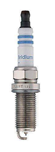 Bosch 9609 OE Iridium Fine Wire Spark Plug, Pack of 1