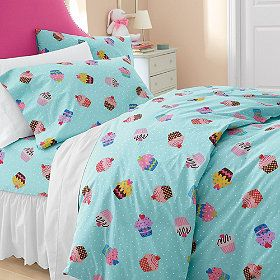 Cupcake bedding!!  How could I not get this for my Natty Cakes when she becomes a big girl and graduates from her crib.