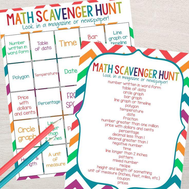 Best 25 High School Stem Activities Ideas On Pinterest: Best 25+ Textbook Scavenger Hunt Ideas On Pinterest