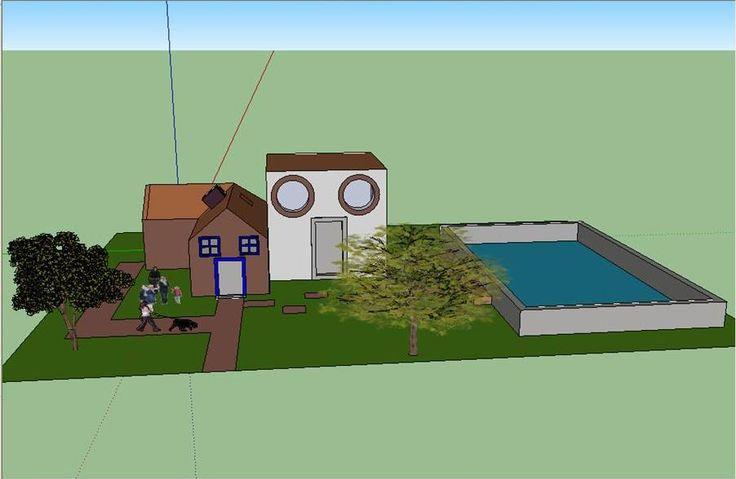Casa Ideal Vista Frontal.
