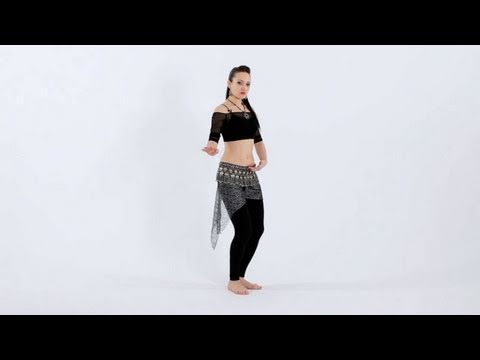 Belly Dance Tips from Opentip.com - Belly Dance Moves: Undulations