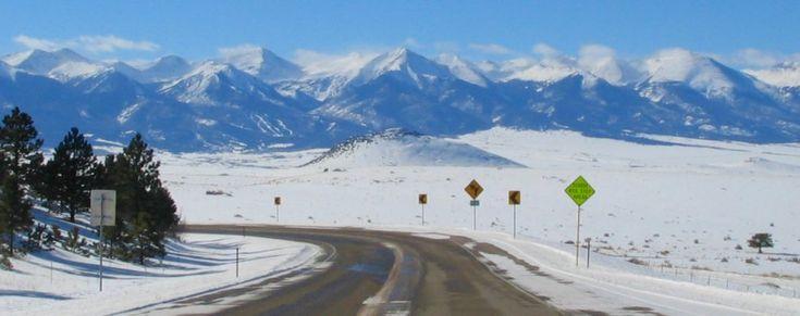 Sangre De Cristo Mountains | Colorado Mountains: Sangre De Cristo Mountains, Town of Westcliffe ...