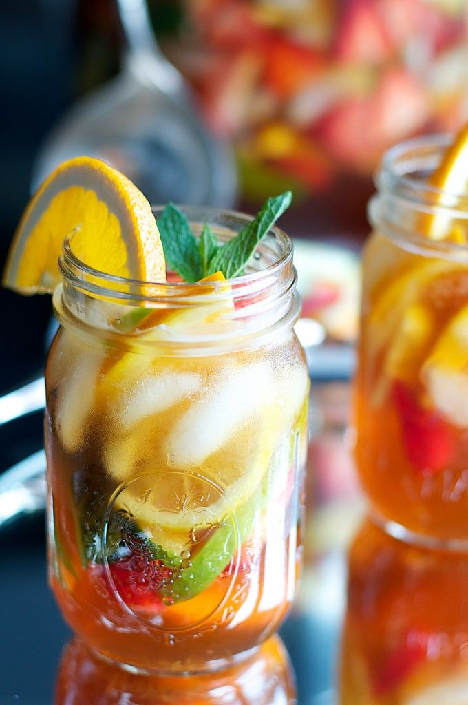 Pimms No.1 Sangria Cocktail | New South Food Co.