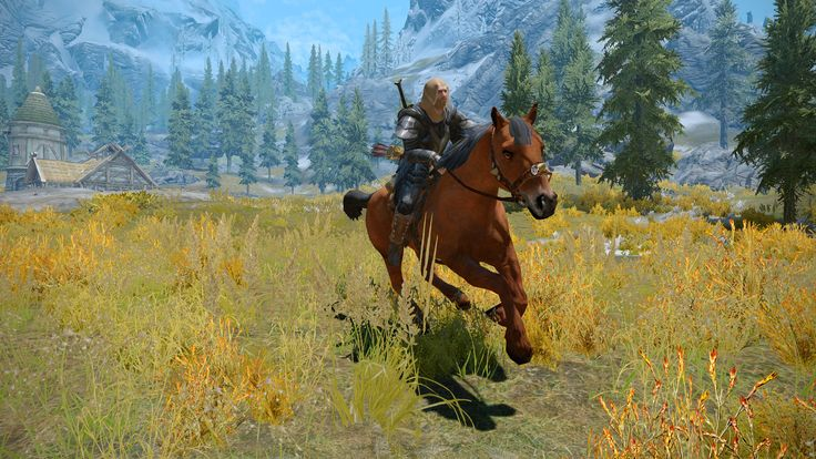 Horses Revamped at Skyrim Nexus - mods and community