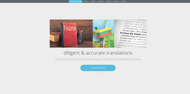 diligent & accurate translations by human translators that fits with the way you work [Lithuanian/English/Lithuanian]