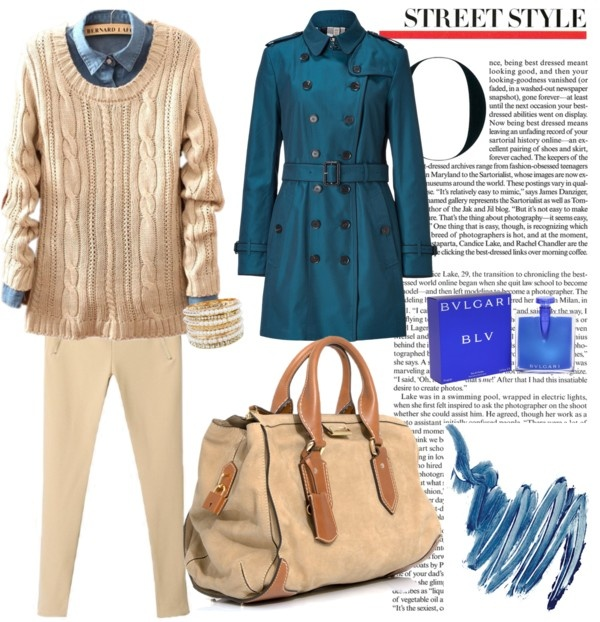 """""""Blue chic"""" by tbozkn on Polyvore"""