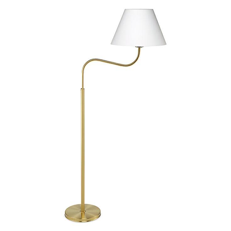 Josef Frank repro-1939 Floor Lamp 2368 Brass / Svenskt Tenn