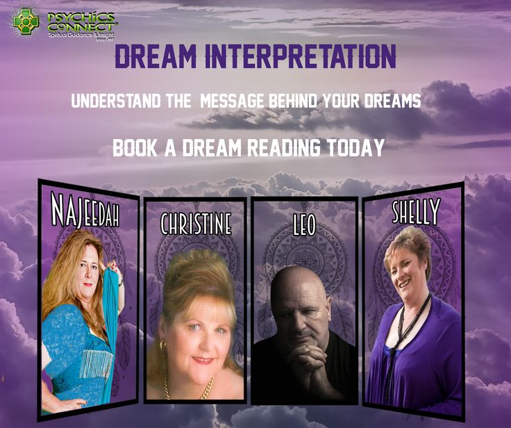 Understand the message behind your dreams...  We are delighted to launch our new service--DREAM INTERPRETATION.  We are proud to present our dream advisors: Shelly, Leo, Christine and Najeedah!  Visit http://www.psychicsconnect.com.ph/dream_interpretation/ to know more about dream interpretation and book a reading today!  #dream #PsychicsConnect #dreamreading #dreaminterpretation