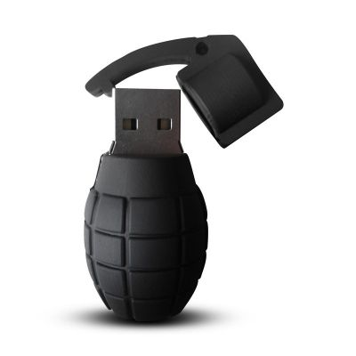 To, co mężczyźni lubią najbardziej.  Mężczyźni jeszcze jako mali chłopcy biegali po podwórku, bawiąc się w wojnę. Chociaż dziś mogą twierdzić, że już z tego wyrośli, tak naprawdę każdy z nich wciąż lubi granaty. Dlaczego więc nie podarować im pendrive'a w kształcie granatu?