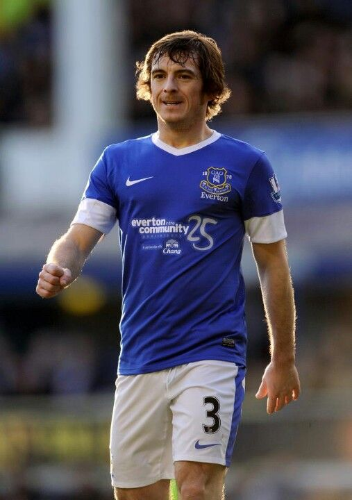 Leighton Baines--best left back in the world