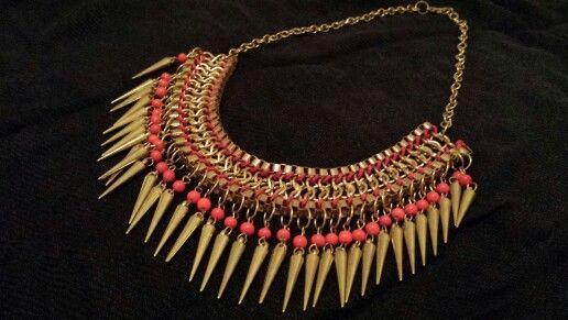 Antique looking necklace for so less !!