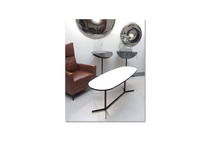 Island Coffee Table by Paola Vella - Ellen Bernhardt for Arflex