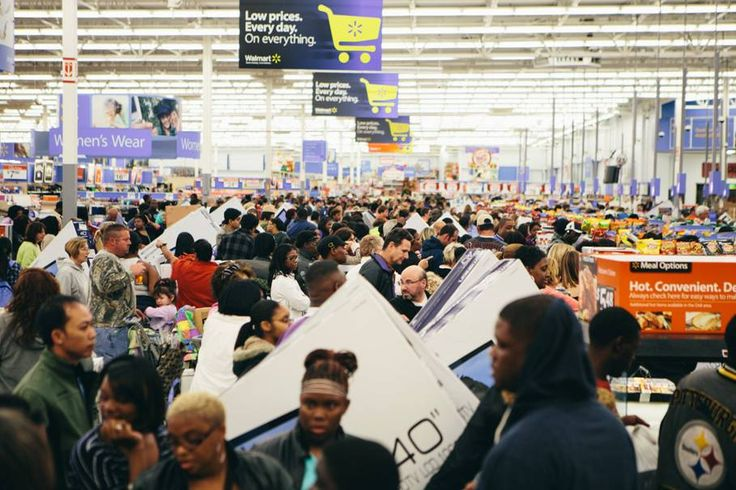 Black Friday 2014: Walmart employees plan protests over wages