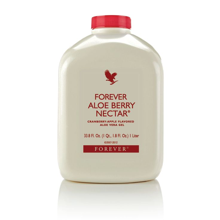 Forever Aloe Berry Nectar™  All of the goodness found in our Forever Aloe Vera Gel?, plus the added benefits of cranberry and apple!