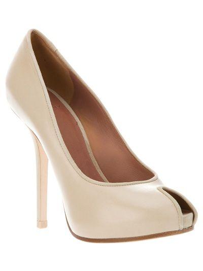 GIVENCHY - open toe shoe 6