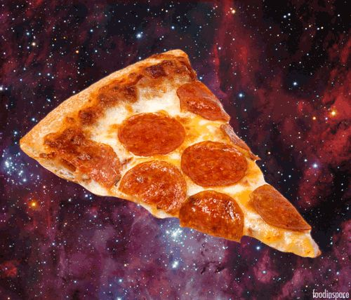 The cheesy, saucy goodness transported you to another dimension.