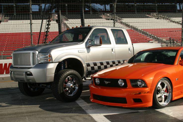 Ersatzluftfilter für Ford Modelle