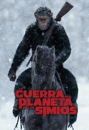 La guerra del planeta de los simios / Dir: Matt Reeves. Intèrprets: Andy Serkis, Woody Harrelson, Steve Zahn.