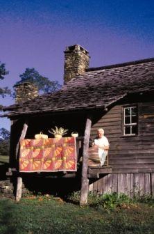 appalachian arts and crafts mountain artists mountain art blue
