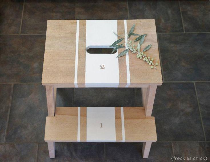 The 25 best ikea bekvam ideas on pinterest bekvam ikea step stool and how to paint ikea - Ikea portaspezie bekvam ...