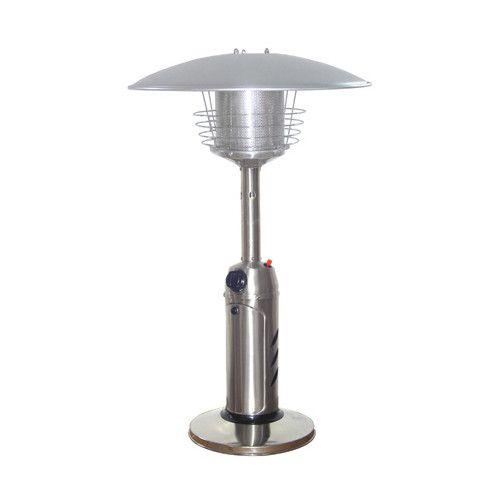 AZ Patio Heaters Tabletop Propane Patio Heater