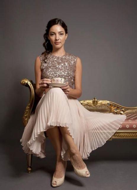 Best 25  Rose gold sequin dress ideas on Pinterest | Rose gold ...