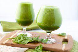 Avokádové Green Smoothie s proteínom