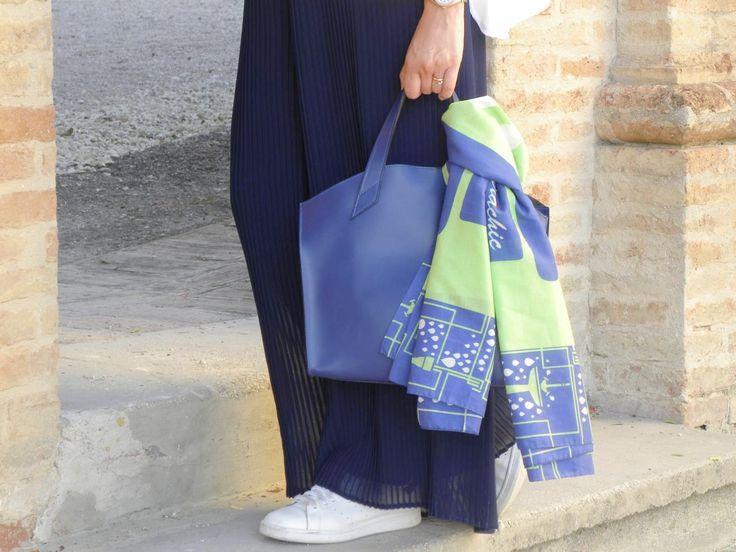 #bags #borse #blue #fashion #veryfashionplanet